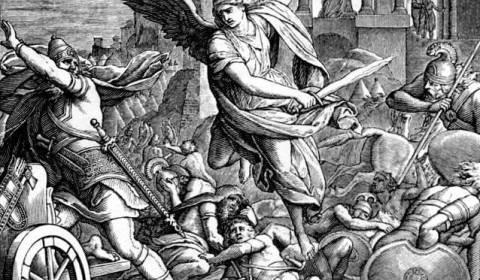 O Juízo de Deus Sobre os Inimigos da Igreja na América e no Exterior