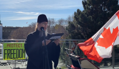 Canadian Priest Proves Elders Prophesied, Warned Against COVID Vax, Explains Anyone Can Get Religious Exemption (VIDEO, Transcript)