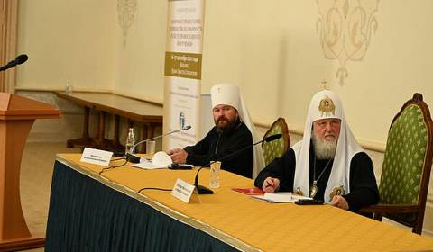 The Russian Orthodox Church Is Growing, Says Patriarch Kirill