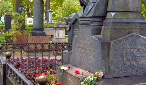 Fyodor Dostoevsky's Memory, Prayerfully Honored by Orthodox Christians in Russia