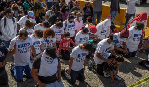 Correcting The Biden Administration's Lies About The Border Crisis