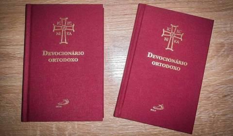 Foi Publicado o Primeiro Livro de Orações Ortodoxas em Português
