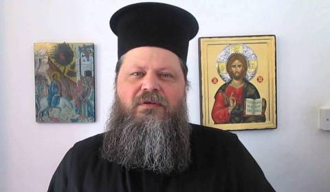 Priest Confronts the Vanity of the Secular World with Wisdom from the Holy Fathers
