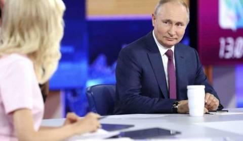 Putin Levanta a Questão do Próximo Presidente da Rússia