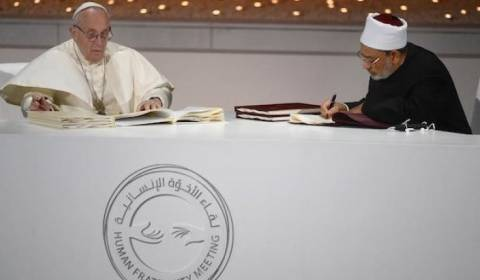 Vatican Claims Mother of God Unites Christianity and Islam