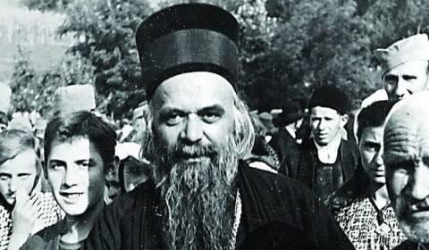 Predikimi i Panjohur Më Parë i Shën Nikolla (Velimiroviç) i Zbuluar Në Një Manastir Serb.