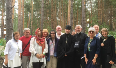 Wonderful 8 Minute Video of US Catholic Pilgrimage to Russia to Mourn Murder of Tsar, Family, German Princess St. Elizabeth - Very Moving