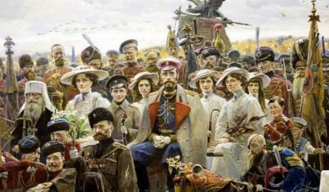 Modern Artist of Russia's Revolution and Staunch 'Servant' of the Tsar (Paul Ryzhenko)