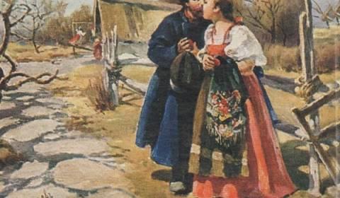 Los rusos son grandes besadores: Aquí está cómo hacerlo bien