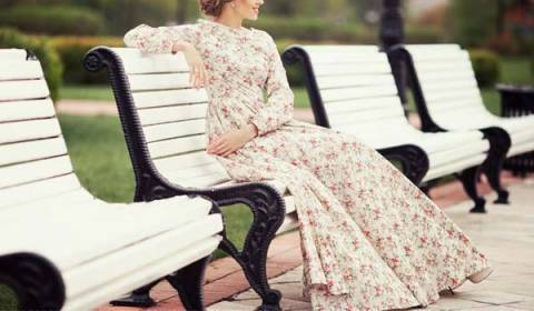 Christian Chic - Modest Dresses Are All the Rage in Russia