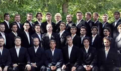 Russia's Most Incredible Male Ensemble - Stretensky Monastery Choir