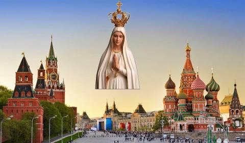 Carta de los católicos tradicionales: 'Rusia es la nación elegida de Dios para reconvertir al oeste'