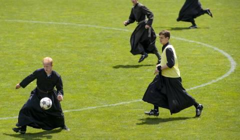 Physical Health and Strength Help Spiritual Life (Video - Fr. Tkachev)