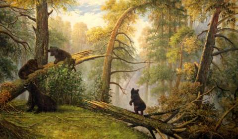 The 19th C Artist Who Showed the World the Beauty of Russian Nature (Ivan Shishkin)