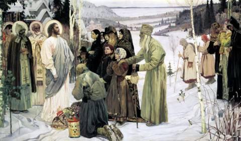 L'art lyrique chrétien de l'un des peintres russes les plus aimés (Mikhail Nesterov)