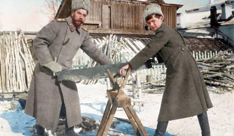 The Romanov's Christian Attitude Towards Their Gruesome Deaths