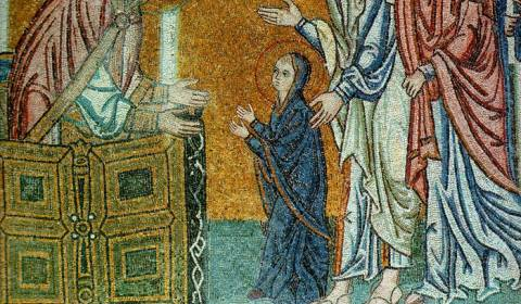 Virgjëresha Mari nuk ndoqi shkollë publike