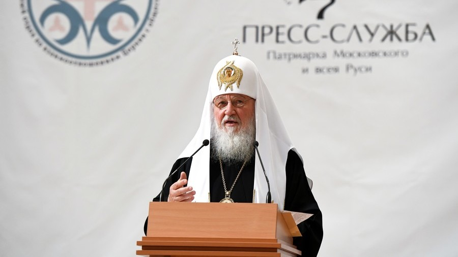 A 'global conspiracy' undermines Orthodox world – head of Russian Church