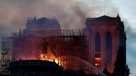 Putin offers to send Russia's 'best experts' to help restore Notre Dame Cathedral