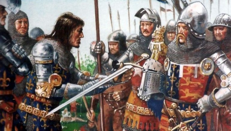When Knights Surrender Their Sword - The Problem of Effeminate Men