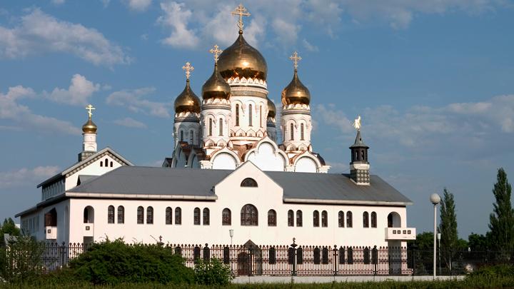 Как православные храмы преобразили целый город